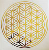 Sticker Flower of Life, 18 cm